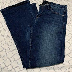 Calvin Klein Jeans sz8 Flare